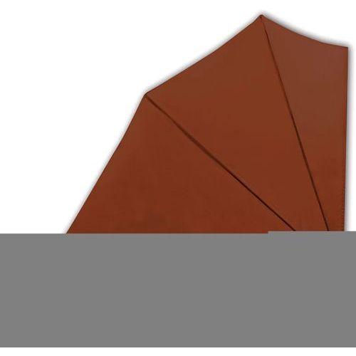 Vidaxl markiza na taras lub patio 160 x 240 cm terakota