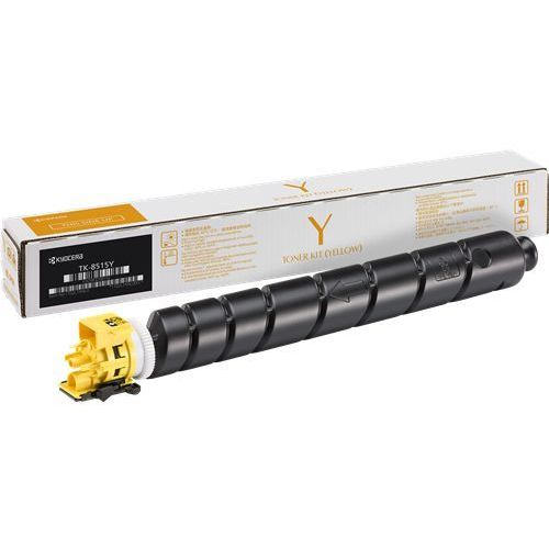 Kyocera toner Yellow TK-8515Y, TK8515Y, 1T02NDANL0