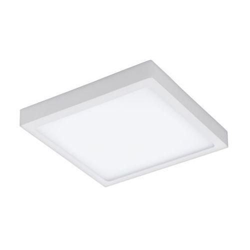 Plafon lampa sufitowa fueva 1 94537 natynkowa oprawa led 22w kwadratowa biała marki Eglo