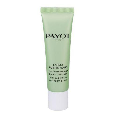 pate grise expert points noirs blocked pores unclogging care, 30 ml. preparat o działaniu oczyszczającym i antybakteryjnym do stosowania punktow marki Payot