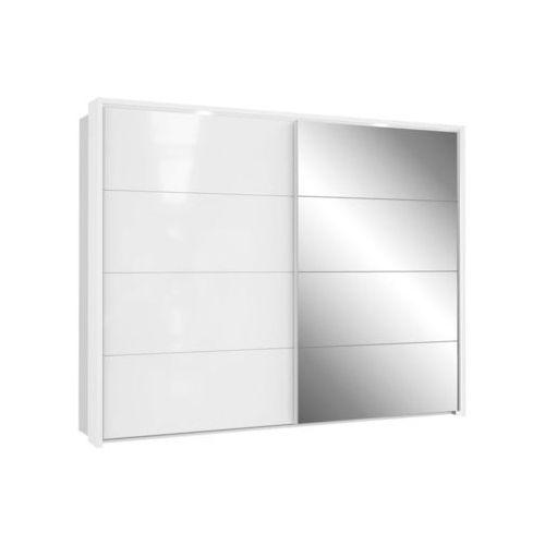 Forte Szafa ubraniowa z drzwiami przesuwnymi sapporo sprs12412-c04