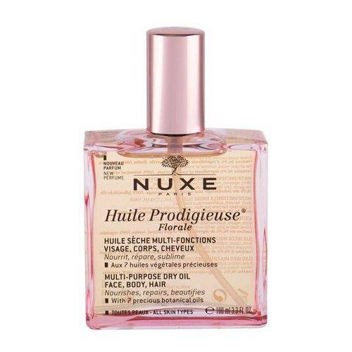 NUXE Huile Prodigieuse Florale Multi-Purpose Dry Oil olejek do ciała 100 ml dla kobiet (3264680015946)