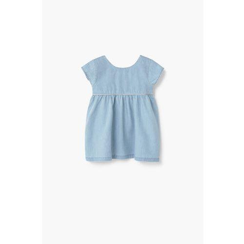 Mango Kids - Sukienka dziecięca Victoria 80-98 cm