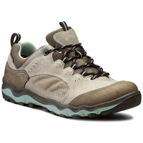 Ecco Trekkingi - ulterra gore-tex 82312358729 warm grey/sage/ice flower