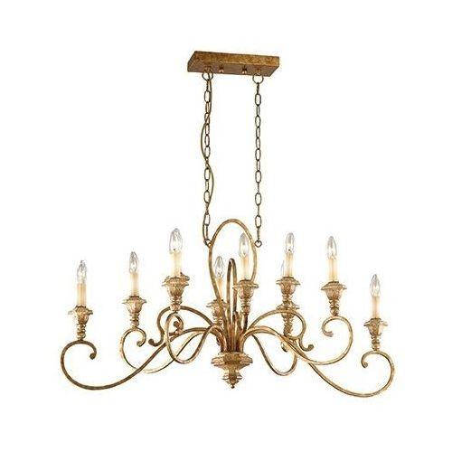 Ideal-lux Lampa wisząca cortina sp10 rdzawa, 88433