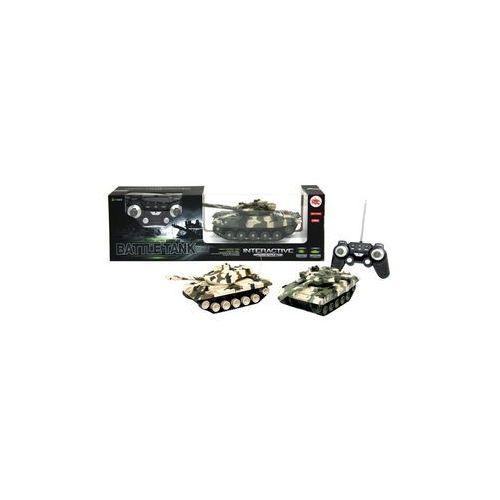 Brimarex Rc Czołg strzelający z ładowarką (5907791571816)