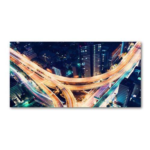 Foto obraz akryl autostrada w tokio marki Wallmuralia.pl