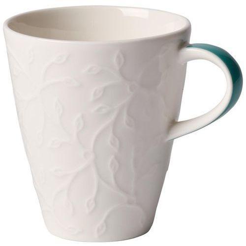 Villeroy & boch - caffé club floral touch of ivy - mały kubek (pojemność: 0,2 l)