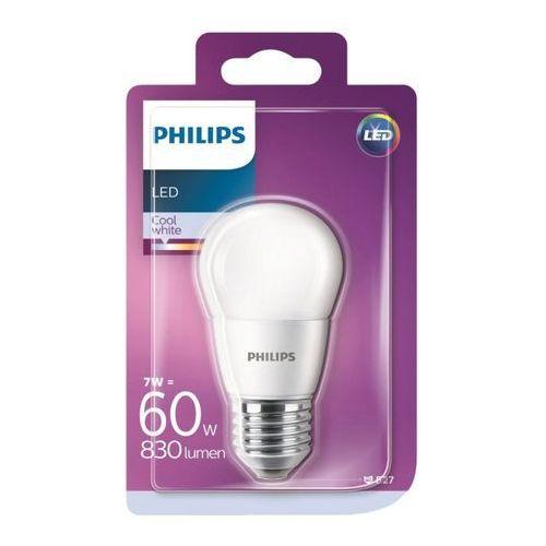 Żarówka LED Philips P45 E27 7 W 830 lm barwa zimna