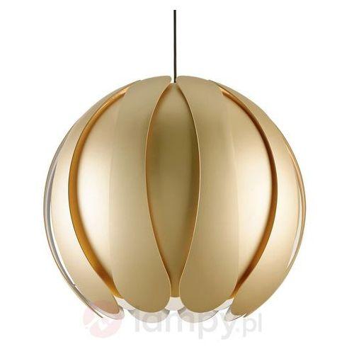 Leds-C4 Angie Lampa wisząca Złoty, 1-punktowy - Nowoczesny/Design - Obszar wewnętrzny - Angie - Czas dostawy: od 2-3 tygodni