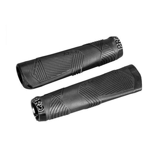 Chwyty kierownicy ergonomiczne, dual density, czarne marki Pro