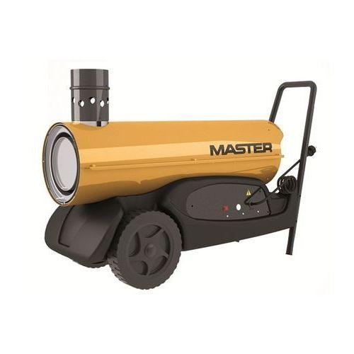 Nagrzewnica olejowa z odprowadzaniem spalin BV 69 - 20 kW + termostat gniazdkowy gratis - partner firmy Master - serwis