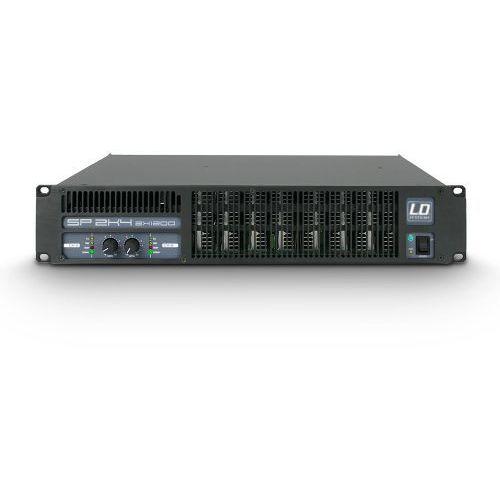 LD Systems SP 2K4 końcówka mocy PA 2 x 1190 W, 2Ohm