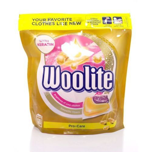 Woolite Kapsułki żelowe a28 pro care* (5900627070583)