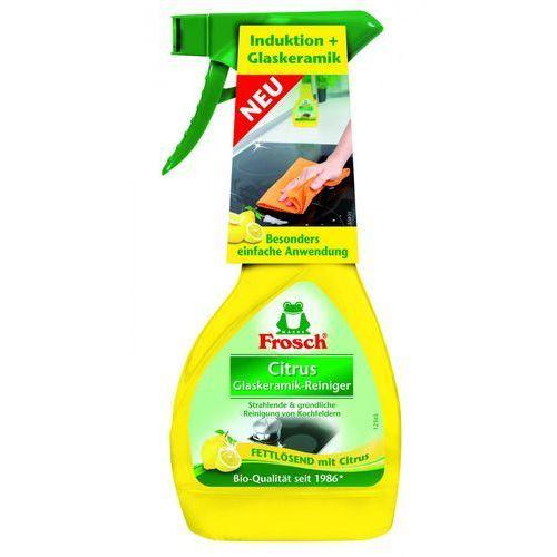 Frosch Środek do czyszczenia płyt ceramicznych i indukcyjnych cytrynowy 300 ml (9001531924996)
