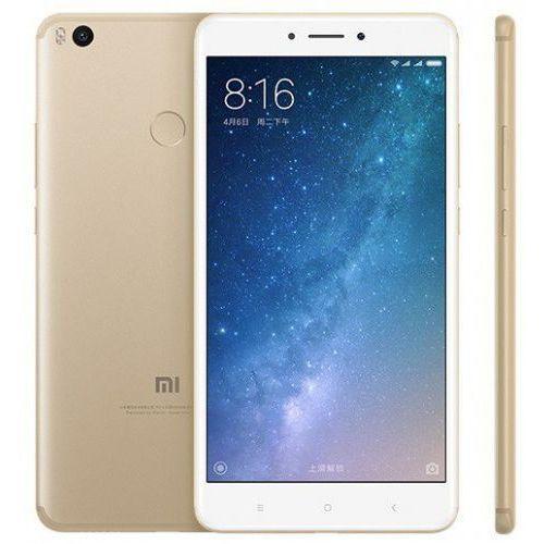 Xiaomi  mi max 2 4/64gb złoty