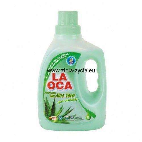 Płyn do prania z aloesem La Oca 1 litr (8410630061012)