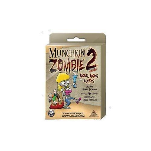 Munchkin Zombie 2 Kosi, Kosi Łapci (5901549119152)