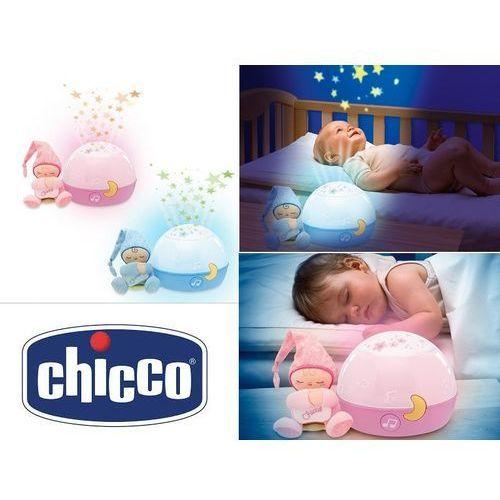 CHICCO Projektor gwiazde k niebieski