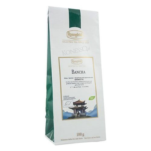 Zielona herbata Ronnefeldt Bancha 100g (4006465372917)
