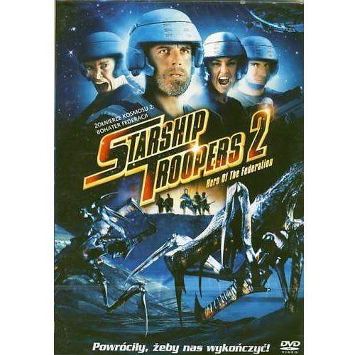 Żołnierze kosmosu 2: Bohater federacji (*) (Płyta DVD) (5903570107566)