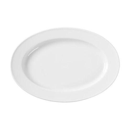 półmisek owalny bianco 340x240 mm - kod product id marki Hendi