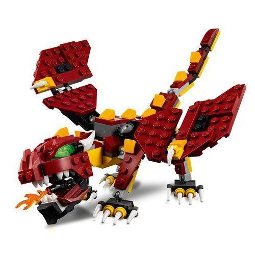 31073 MITYCZNE STWORZENIA (Mythical Creatures) KLOCKI LEGO CREATOR - BEZPŁATNY ODBIÓR: WROCŁAW!