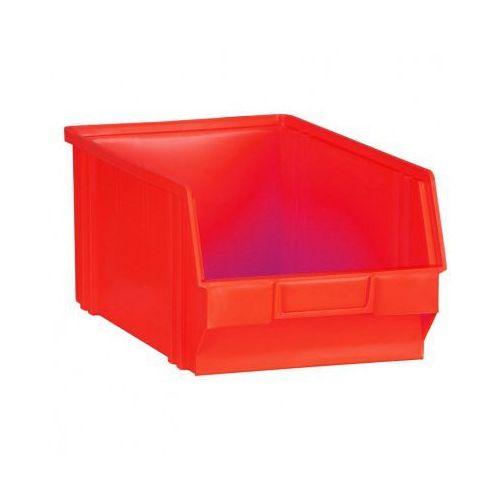 Plastikowe pojemniki, 305x480x177 mm, czerwone marki Artplast