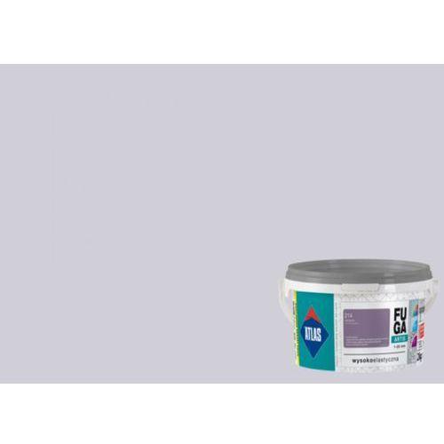 Fuga elastyczna artis 5kg ciepły biały 201  marki Atlas