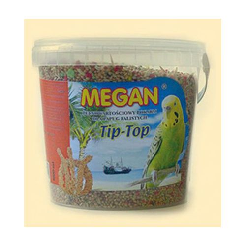 OKAZJA - Megan  pokarm dla papużki falistej 1l (5906485082119)