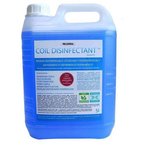 Rectorseal Preparat do czyszczenia i dezynfekcji klimatyzacji coil disinfectant. usuwa nieprzyjemy zapach.