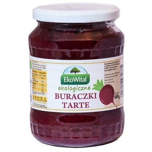 Ekowital Buraczki tarte bio 680 g