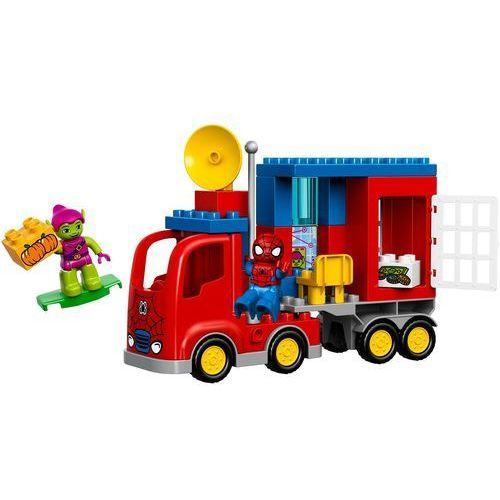LEGO® DUPLO® Spiderman™ - Spider-Man – Spider-Ciężarówka 10608