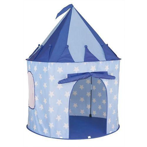 Kids concept Namiot w gwiazdy - niebieski kc201687