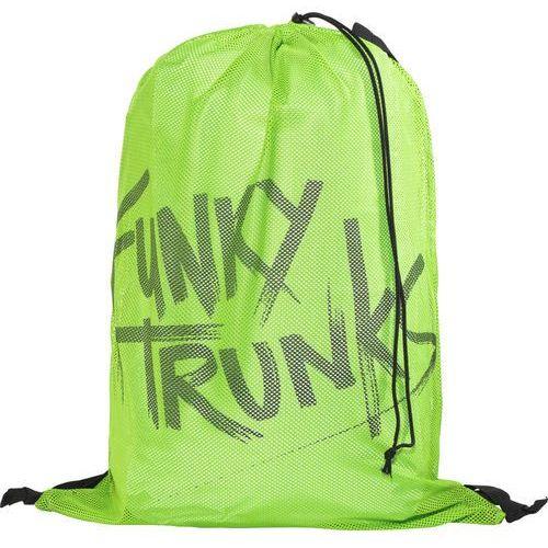 mesh gear torba mężczyźni zielony 2018 akcesoria do pływania marki Funky trunks