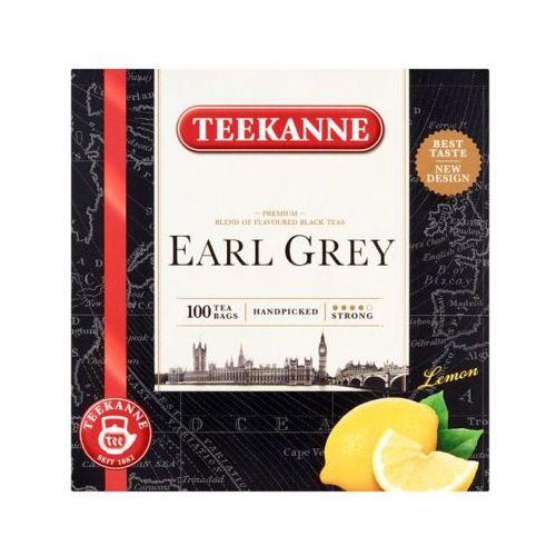 TEEKANNE 100x1,65g Earl Grey Lemon Mieszanka Herbat czarnych
