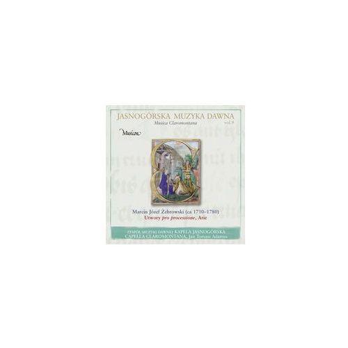 Musicon Jasnogórska muzyka dawna musica claromontana vol. 9 (5900170010098)