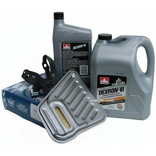 Petro-canada Filtr oraz olej dextron-vi automatycznej skrzyni biegów axode ford windstar -2000