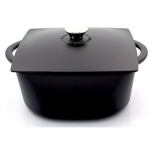 Garnek żeliwny emaliowany Chasseur Modern 5,5L czarny (3224-01)