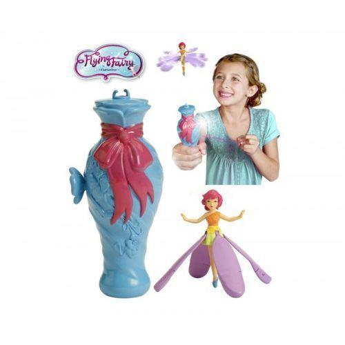 Flutterbye latająca wróżka tańczy fairy niebieska, marki Spin master