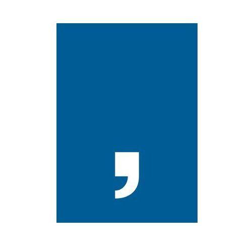 OKAZJA - Top design Przecinek (biały/niebieski)