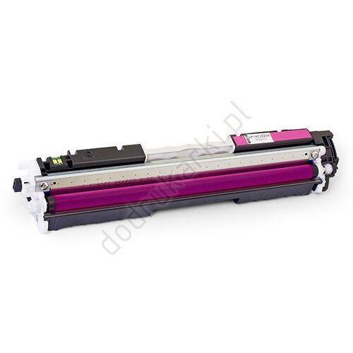 Toner magenta do hp color laserjet pro m176 m177 - zamiennik cf353a 130a [1k] wyprodukowany przez Precision