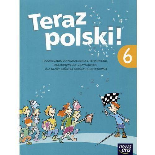J. Polski SP 6 Teraz polski! Podr. NE (2017)