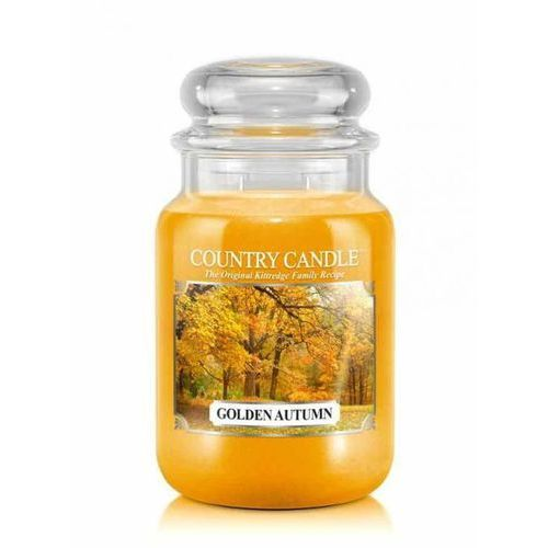 Kringle candle Country candle świeca zapachowa 652g golden autumn
