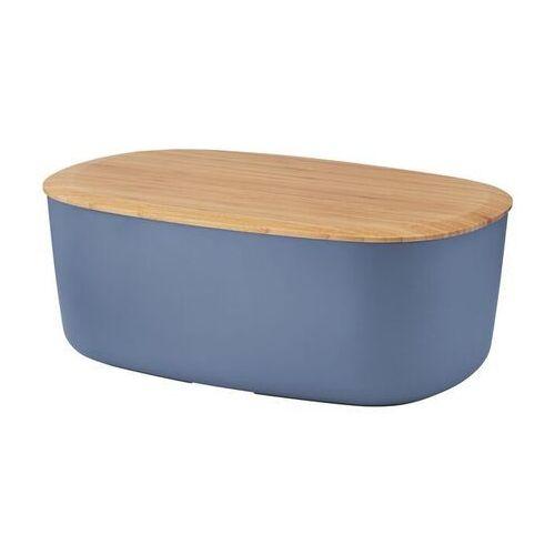 Chlebak z deską do krojenia box-it ciemny niebieski marki Rig-tig