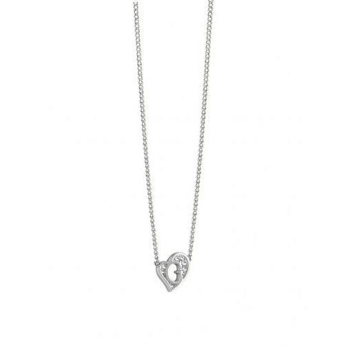 Biżuteria Guess - Naszyjnik UBN71536, UBN71536