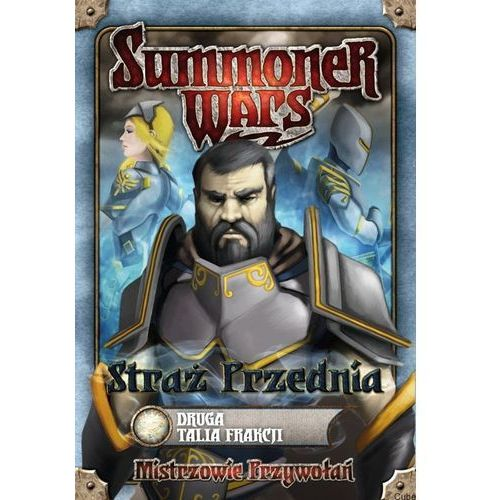 Summoner wars - straż przednia druga talia marki Cube - factory of ideas