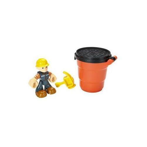 Bob budowniczy bob + piasek kinetyczny marki Mattel