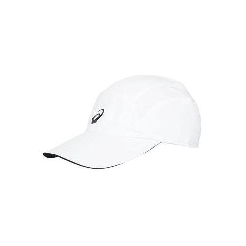 Asics Czapka z daszkiem essential cap  - biały - biały
