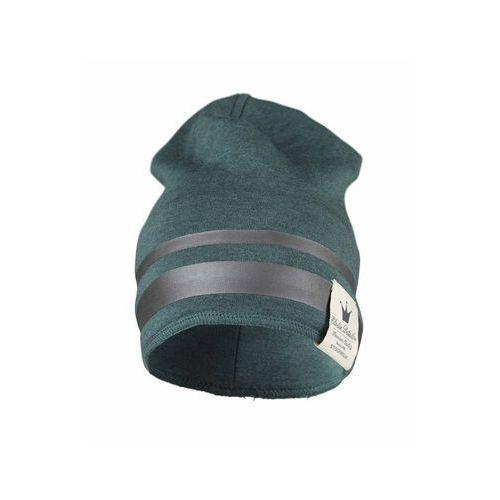 czapka bawelniana gilded petrol 24-3 - odbiór w 2000 punktach - salony, paczkomaty, stacje orlen marki Elodie details